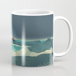 House by the Sea Coffee Mug