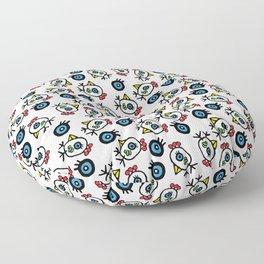Pajaro Paradise 2019 Floor Pillow