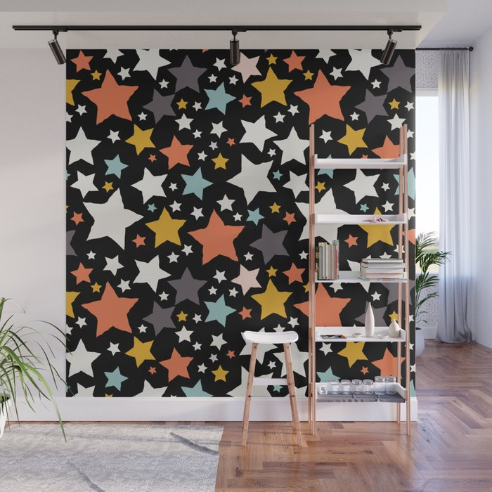 All About the Stars - Style H Wall Mural