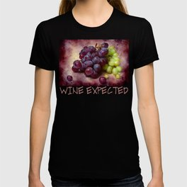 Grapes Red And Green T-shirt