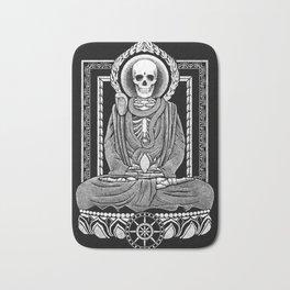 Gautama Buddha and Mucalinda Bath Mat