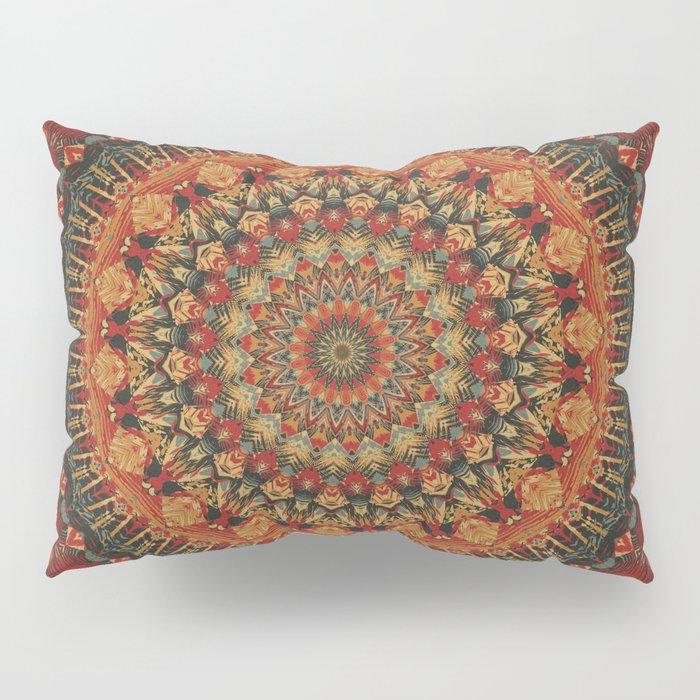 Mandala 563 Pillow Sham