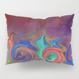Tuesday Morning Leftovers Pillow Sham