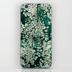 GREEN SPACE iPhone & iPod Skin