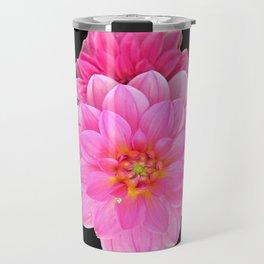 Think Flowers - Begonias  Travel Mug