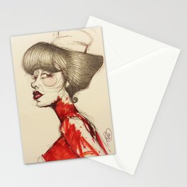 Nurse Paz Stationery Cards