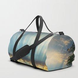 God's Eyelashes Duffle Bag