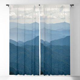 Smoky Mountain National Park Nature Photography Blackout Curtain