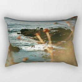 West Coast Oceans Rectangular Pillow