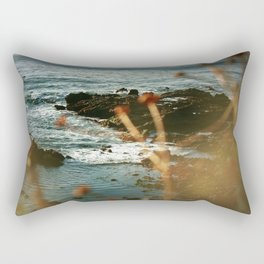 West Coast Oceans Rectangular Pillow