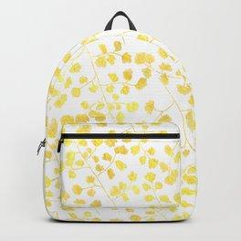 Culandrillo Gold Backpack
