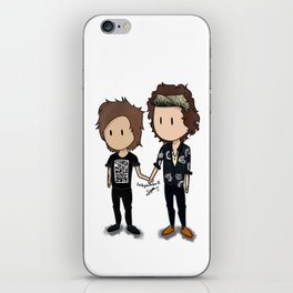 Chibi H/L iPhone Skin