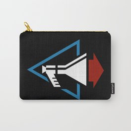 DM : Stripped Logo - Color Carry-All Pouch