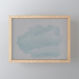 Dare to Dream - Cloud 45 of 100 Framed Mini Art Print