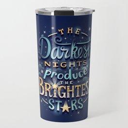 Brightest Stars Travel Mug