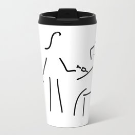 assistant of doctor Travel Mug