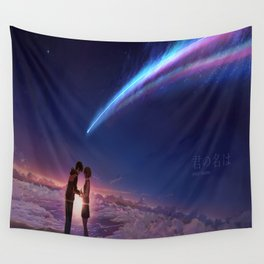 Your Name Wall Tapestry