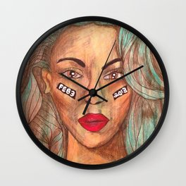 Bey Wall Clock