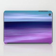 purple beach XI iPad Case