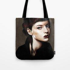 Zoey Scarlet Tote Bag