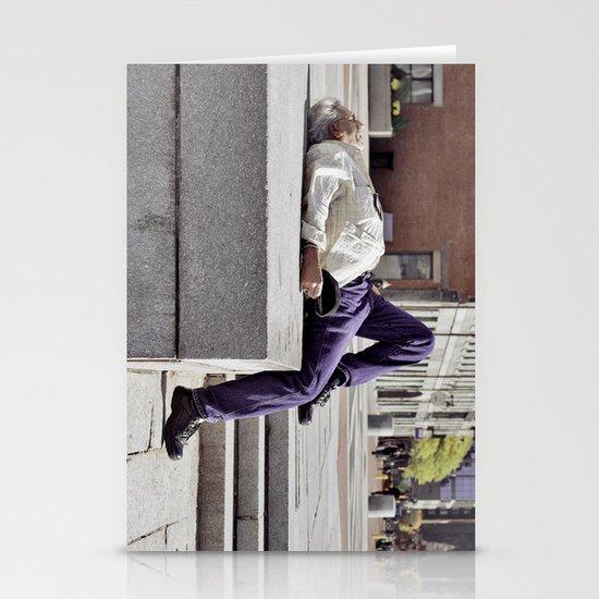 boston strangled?.. Stationery Cards