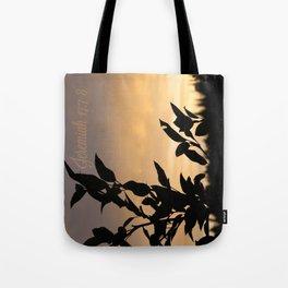 September 26 Tote Bag