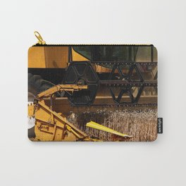 Combine harvester in detail Carry-All Pouch