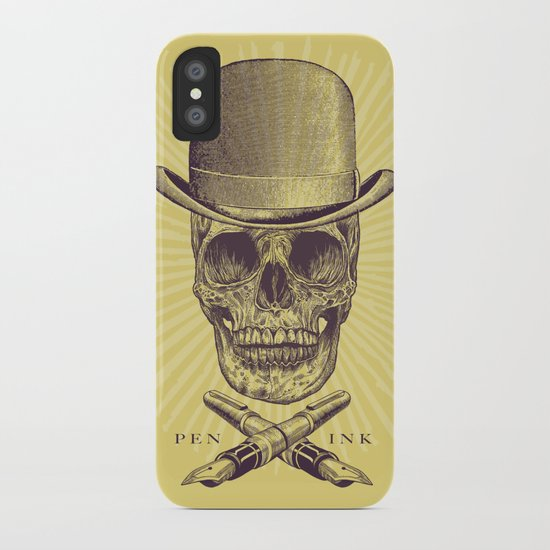 Dead Artist iPhone Case