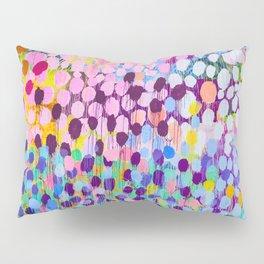 Paint dots Pillow Sham