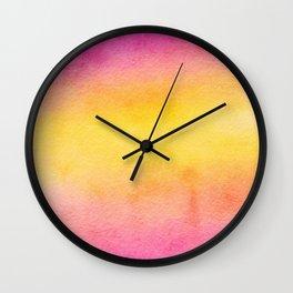 copyspace Wall Clock