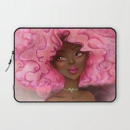 ROSE AFRO LADY Laptop Sleeve