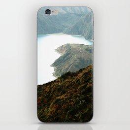 Fire Lake iPhone Skin