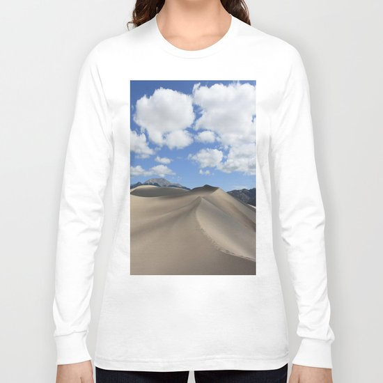 Great Sand Dunes Long Sleeve T-shirt