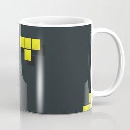 Tetris print design Coffee Mug