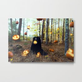 headless horseman Metal Print