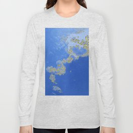 Orencyel : sky gazing before this golden melody Long Sleeve T-shirt
