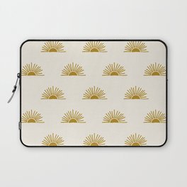 Sol in Natural Laptop Sleeve