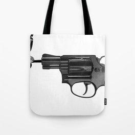 Flower Piece Tote Bag