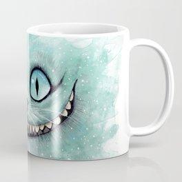Cheshire Cat - Drawing - Dibujados Coffee Mug