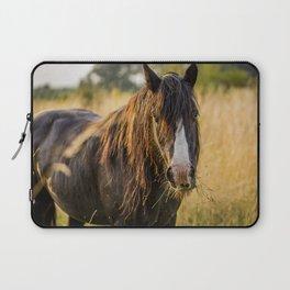 Autumn Horse Laptop Sleeve