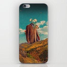 Sometimes I Think You'll Return iPhone Skin