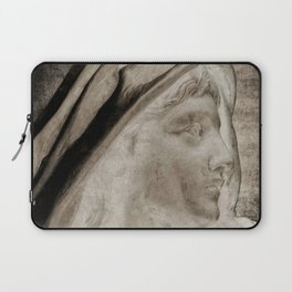 Lady Angel Celestial Woman Spiritual Art A145 Laptop Sleeve