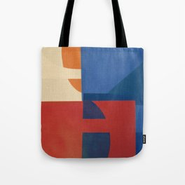 Sailing in a Sea of Doubts Tote Bag
