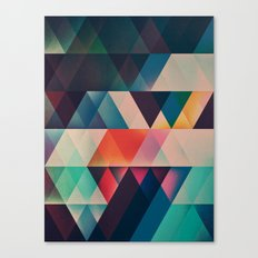 jyst ynyff Canvas Print