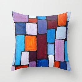 Composition Throw Pillow