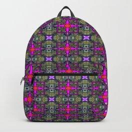 Housebound Haggis Pattern 2 Backpack