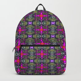 Housebound Haggis Pattern 2 Backpack