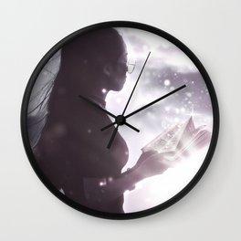 Fascinating story Wall Clock