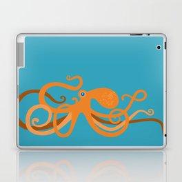 Octopus Swirl Laptop & iPad Skin