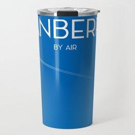 Canberra By Air Travel Mug